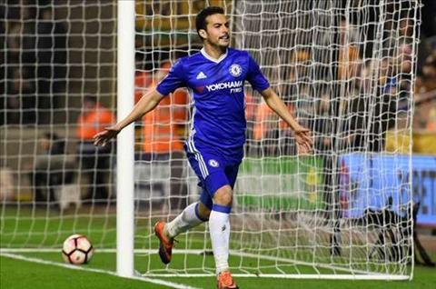 Pedro gia hạn hợp đồng với Chelsea đến năm 2020