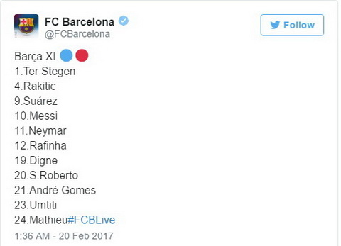 Barcelona pha ky luc trong tran thang Leganes.