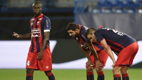 Nhan dinh Caen vs Nancy 00h30 ngay 222 (Da bu vong 21 Ligue 1 201617) hinh anh