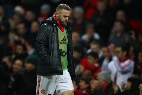 Rooney ngoi ngoai tai M.U