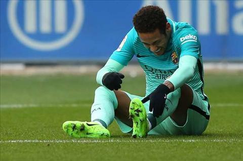 Khang cao bat thanh, Neymar chuan bi hau toa hinh anh