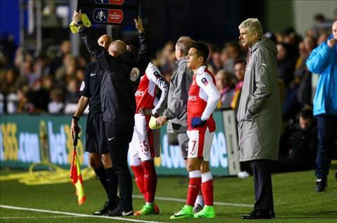 Thang tai cup FA, Wenger van chua thay suong hinh anh