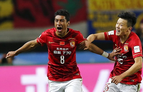 Nhan dinh Guangzhou Evergrande vs Eastern 19h00 ngay 222 (AFC Champions League 201617) hinh anh