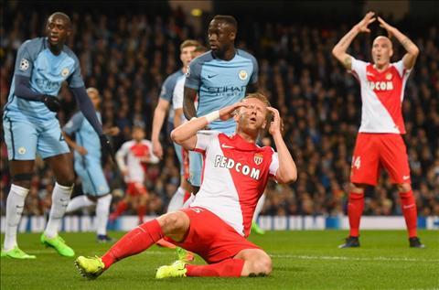 Monaco vs Man City Kho co bat ngo hinh anh