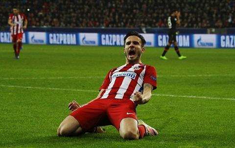 Tien ve Saul Niguez ra yeu sach voi Atletico Madrid hinh anh 2