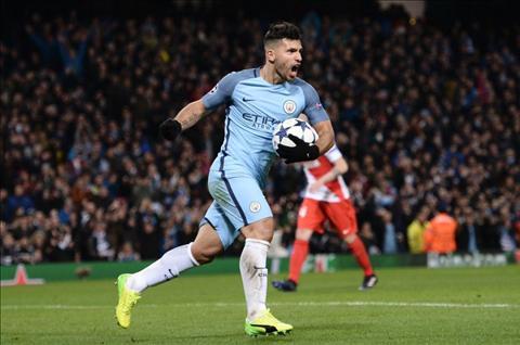 Man City chot gia ban Aguero