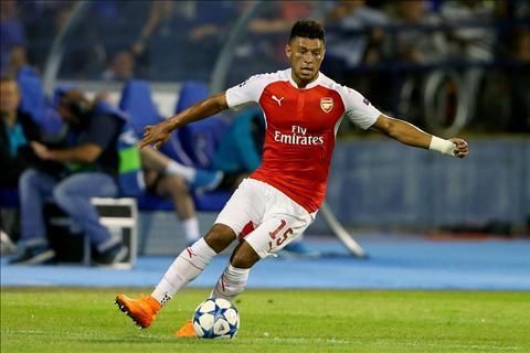 Chamberlain  tai Arsenal