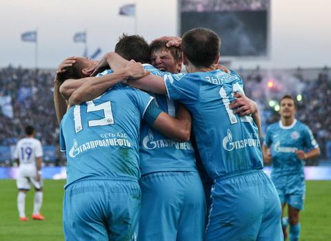 Nhan dinh Zenit vs Anderlecht 01h00 ngay 242 (Europa League 201617) hinh anh