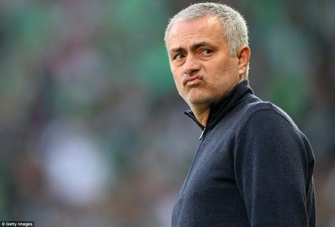 Mourinho se phai doi mat voi quang thoi gian day kho khan sap toi.
