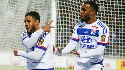 Nhan dinh Lyon vs AZ Alkmaar 03h05 ngay 242 (Europa League 201617) hinh anh