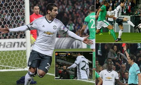 Mourinho va Man Utd: Coi canh bao tu tham vong an bon