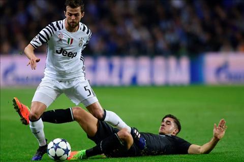 Juventus vs Porto Pjanic