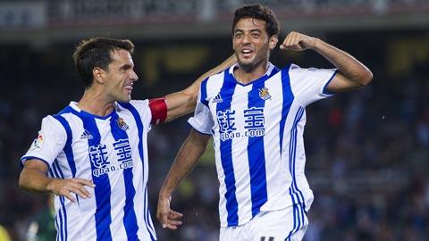 Nhan dinh Las Palmas vs Sociedad 02h45 ngay 252 (La Liga 201617) hinh anh