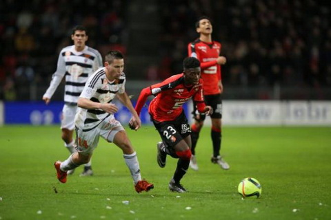Nhan dinh Rennes vs Lorient 02h00 ngay 262 (Ligue 1 201617) hinh anh