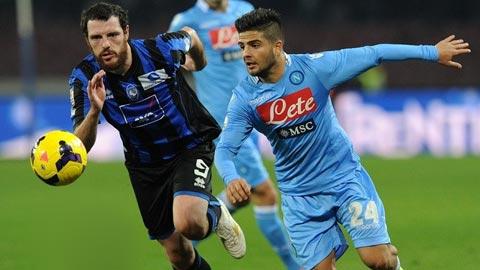 Nhan dinh Napoli vs Atalanta 00h00 ngay 262 (Serie A 201617) hinh anh