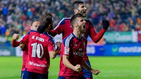 Nhan dinh Espanyol vs Osasuna 18h00 ngay 262 (La Liga 201617) hinh anh