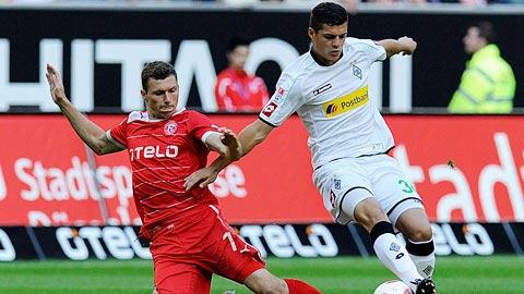 Nhan dinh Ingolstadt vs Gladbach 21h30 ngay 262 (Bundesliga 201617) hinh anh