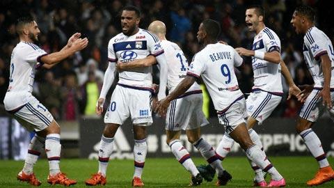 Nhan dinh Lyon vs Metz 23h00 ngay 262 (Ligue 1 201617) hinh anh