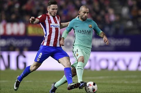 MU hoi mua tien ve Saul Niguez cua Atletico Madrid hinh anh