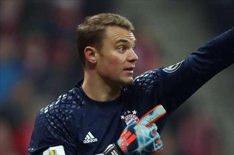 Thu mon Neuer lap ky luc an tuong tai Bundesliga