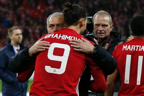 Ibrahimovic bảo vệ Mourinho trước bão chỉ trích hình ảnh