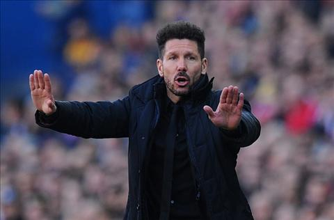 HLV Diego Simeone chi nghi ve Champions League hinh anh 2