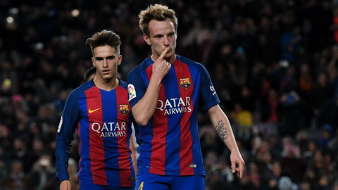 Liverpool va Arsenal tranh gianh tru cot Barca hinh anh