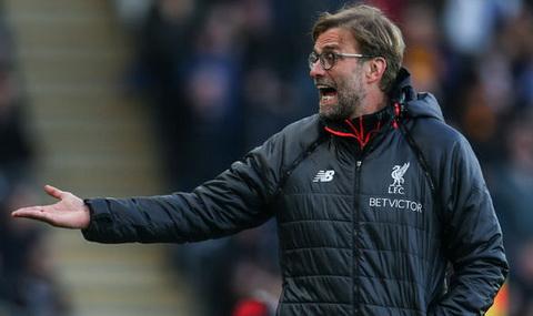 Klopp chi ra nguyen nhan khien Liverpool thua soc.