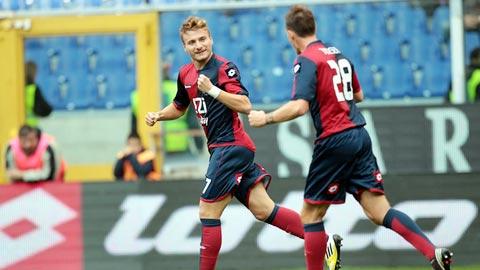 Genoa vs Sassuolo 21h00 ngày 32 (Serie A 201819) hình ảnh