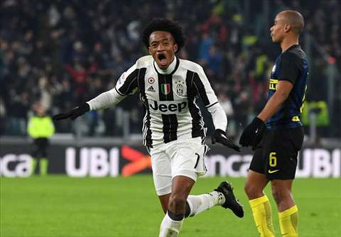 Tong hop Juventus 1-0 Inter Milan (Vong 23 Serie A 201617) hinh anh