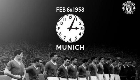 Ngay 6/2/1958 mai mai la ngay den toi nhat trong lich su Man Utd.
