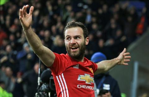 Tien ve Juan Mata noi ve muc tieu o mua giai nay hinh anh 2
