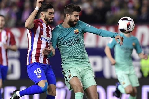 Barca vs Atletico (3h ngay 82) Trong con dien cua Simeone hinh anh
