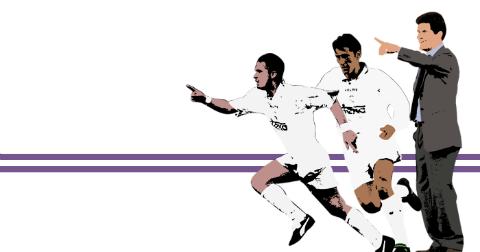 Real Madrid 1996-1997 Mua giai cua nhung nguoi anh hung hinh anh 2