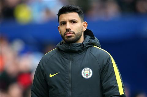 Man City chot gia ban tien dao Sergio Aguero hinh anh
