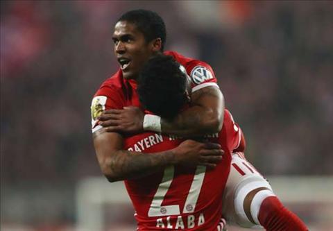 Tong hop Bayern Munich 1-0 Wolfsburg (Cup QG Duc 201617) hinh anh