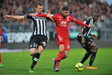 Angers vs Rennes 1h00 ngày 74 (Ligue 1 201819) hình ảnh
