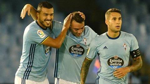 Nhan dinh Celta Vigo vs Espanyol 03h30 ngay 23 (La Liga 201617) hinh anh