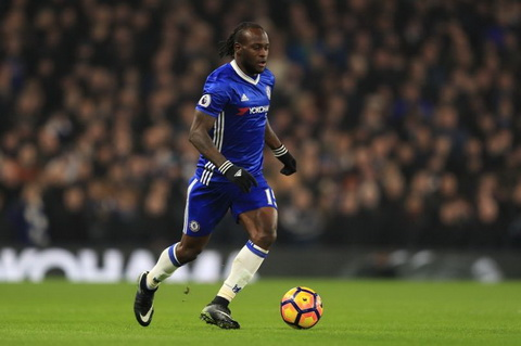 Chelsea chinh thuc gia han hop dong voi Victor Moses.
