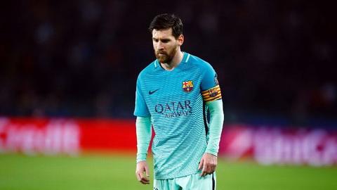 Luis Enrique hy vong Barcelona phu thuoc vao Messi nhieu nam nua.