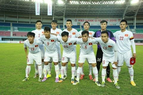 Phan nhom hat giong U20 World Cup, U20 Viet Nam co the roi vao bang de hinh anh