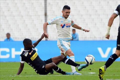 Nhan dinh Marseille vs Angers 02h45 ngay 113 (Ligue 1 201617) hinh anh