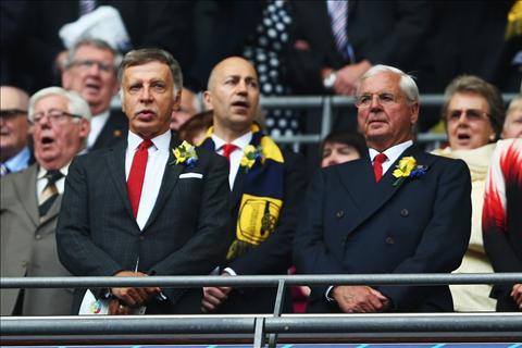 Nhung tac dong tuc thi tu viec HLV Wenger o lai Arsenal hinh anh