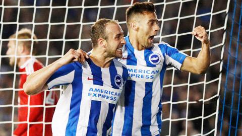 Nhan dinh Brighton vs Derby County 02h45 ngay 113 (Hang Nhat Anh 201617) hinh anh