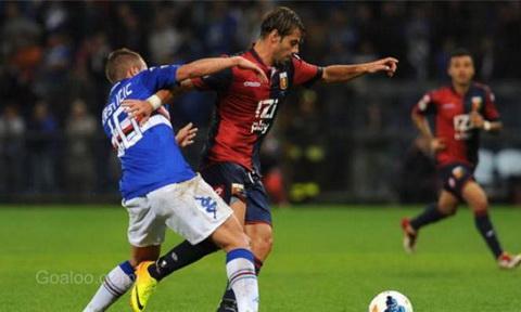 Nhan dinh Genoa vs Sampdoria 02h45 ngay 123 (Serie A 201617) hinh anh