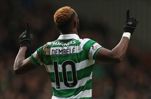 MU nham tien dao Moussa Dembele cua Celtic hinh anh 2