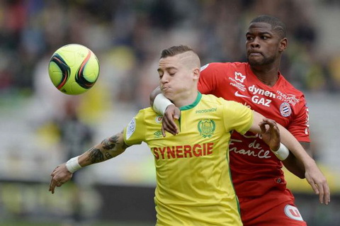 Nhan dinh Montpellier vs Nantes 02h00 ngay 123 (Vong 29 - Ligue 1 201617) hinh anh