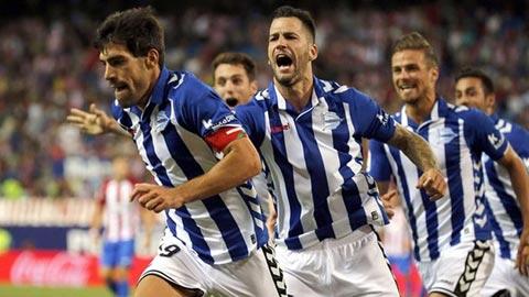 Nhan dinh Malaga vs Alaves 00h30 ngay 123 (La Liga 201617) hinh anh