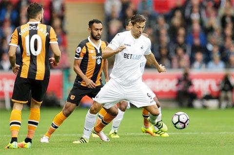 Nhan dinh Hull vs Swansea 22h00 ngay 113 (NHA 201617) hinh anh