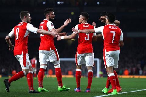 Nhung con so an tuong sau tran dau Arsenal 5-0 Lincoln hinh anh